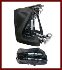 Rollator Zubehör, Rollator Transporttasche